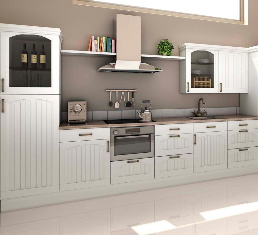 modelo Cocina Rústica 12 | Cocinas | Pinterest | Cocinas rústicas ...