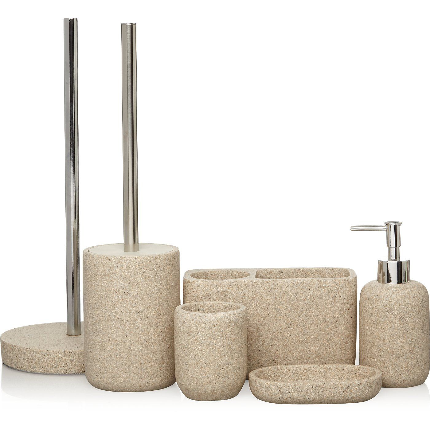 Sandstone Soap Dispenser | Bathroom | Pinterest | Bath accessories ...