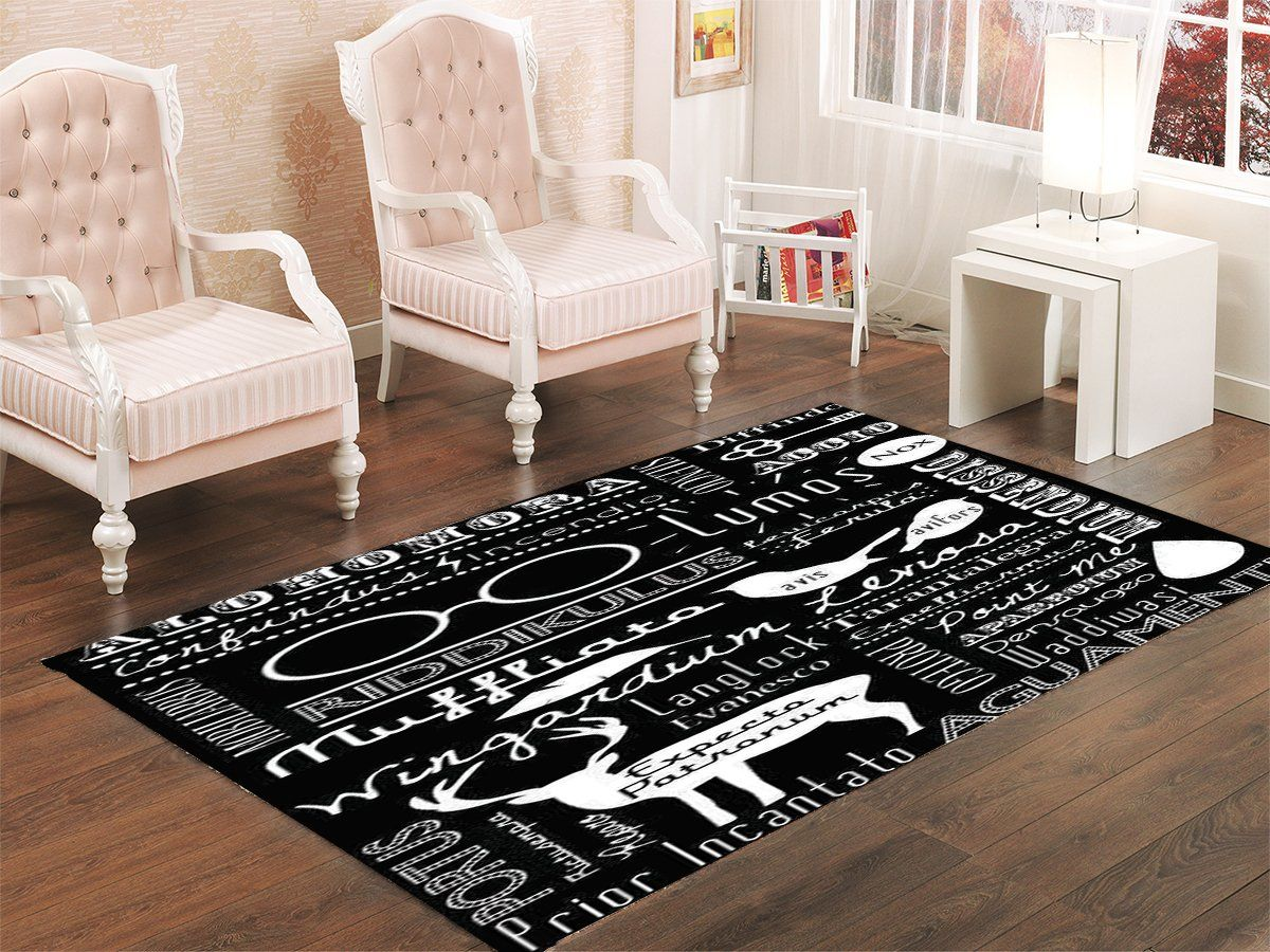 Harry Potter Book Collection Living Room Carpet Rugs On Carpet