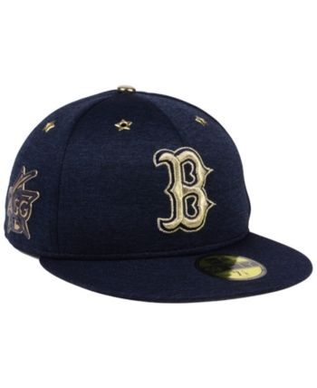 a2deea3d1a5 New Era Boston Red Sox 2017 All Star Game Patch 59FIFTY Cap - Blue 7 ...