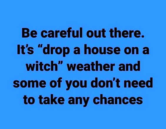 Very Windy And Wet So Watch Out Witches In 2020 Daily Jokes Funny Quotes Sarcastic Quotes