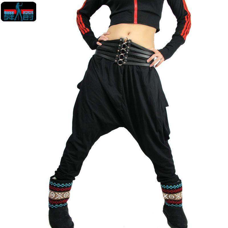 new fashion brand harem hip hop dance pants sweatpants ds
