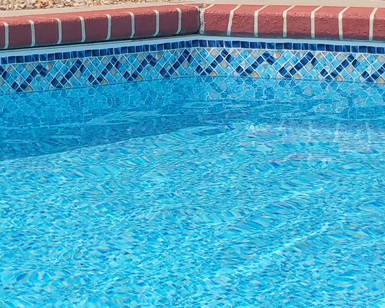 Pence In Ground Pool Liner Pool Liners Mosaic Pool Pool Colors