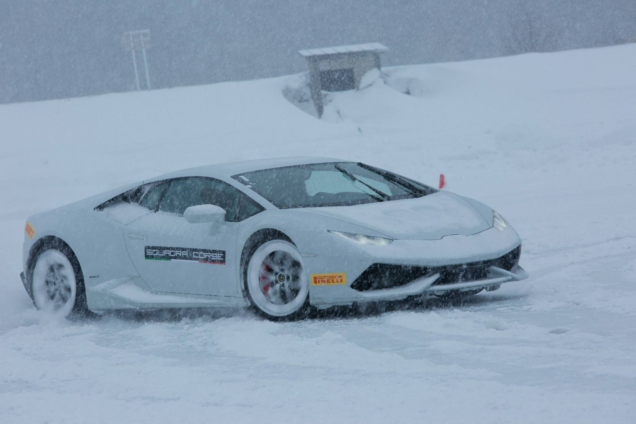 ALBUM: Lamborghini Huracan In Nagano Awesome Ideas