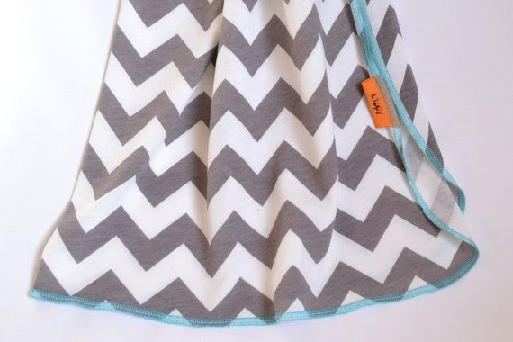 Chevron Baby Blanket Blanket Size Size 31 By 40 Inches