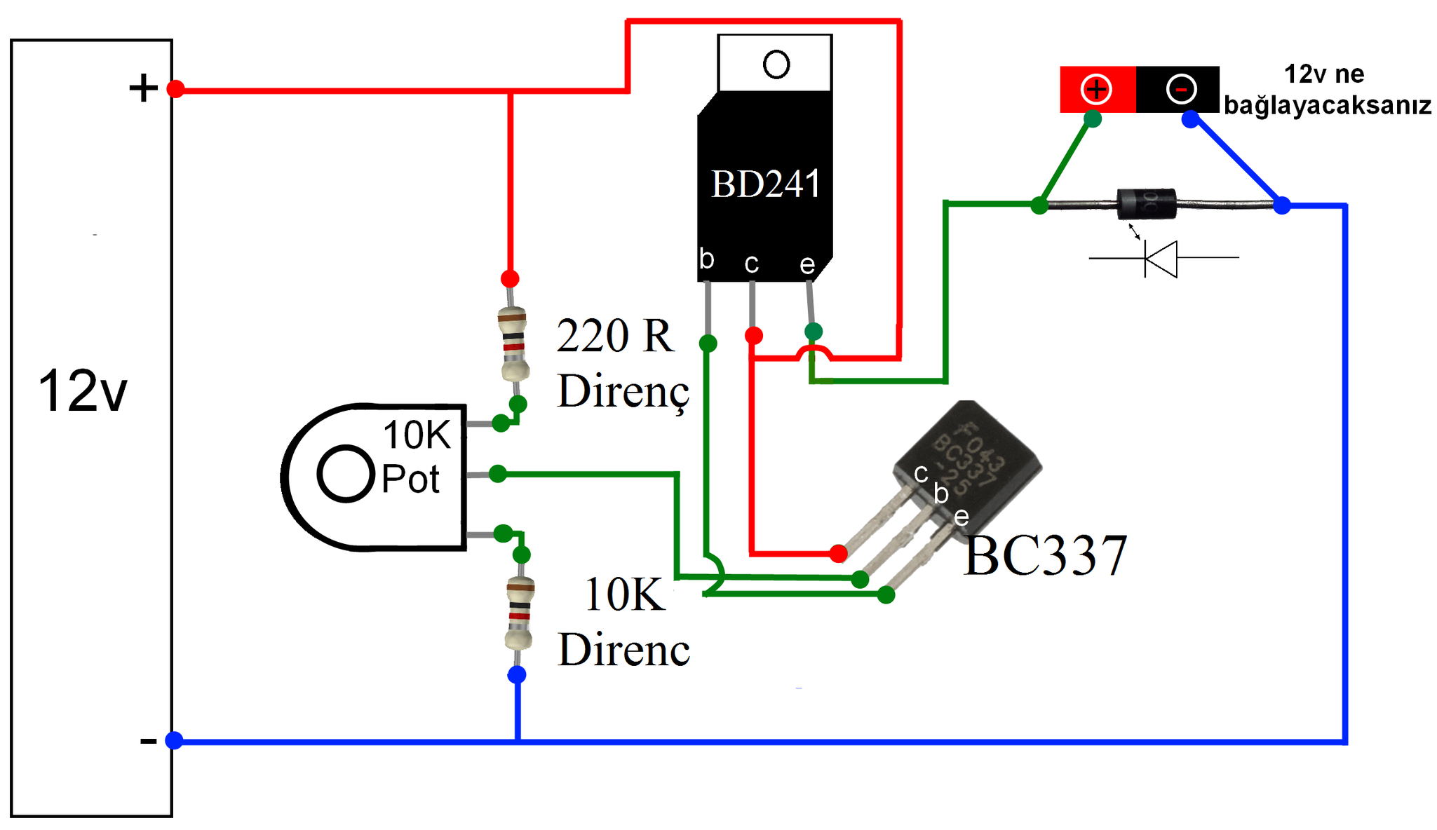 Precision Potentiometer Is Essentially A Voltage Divider Used