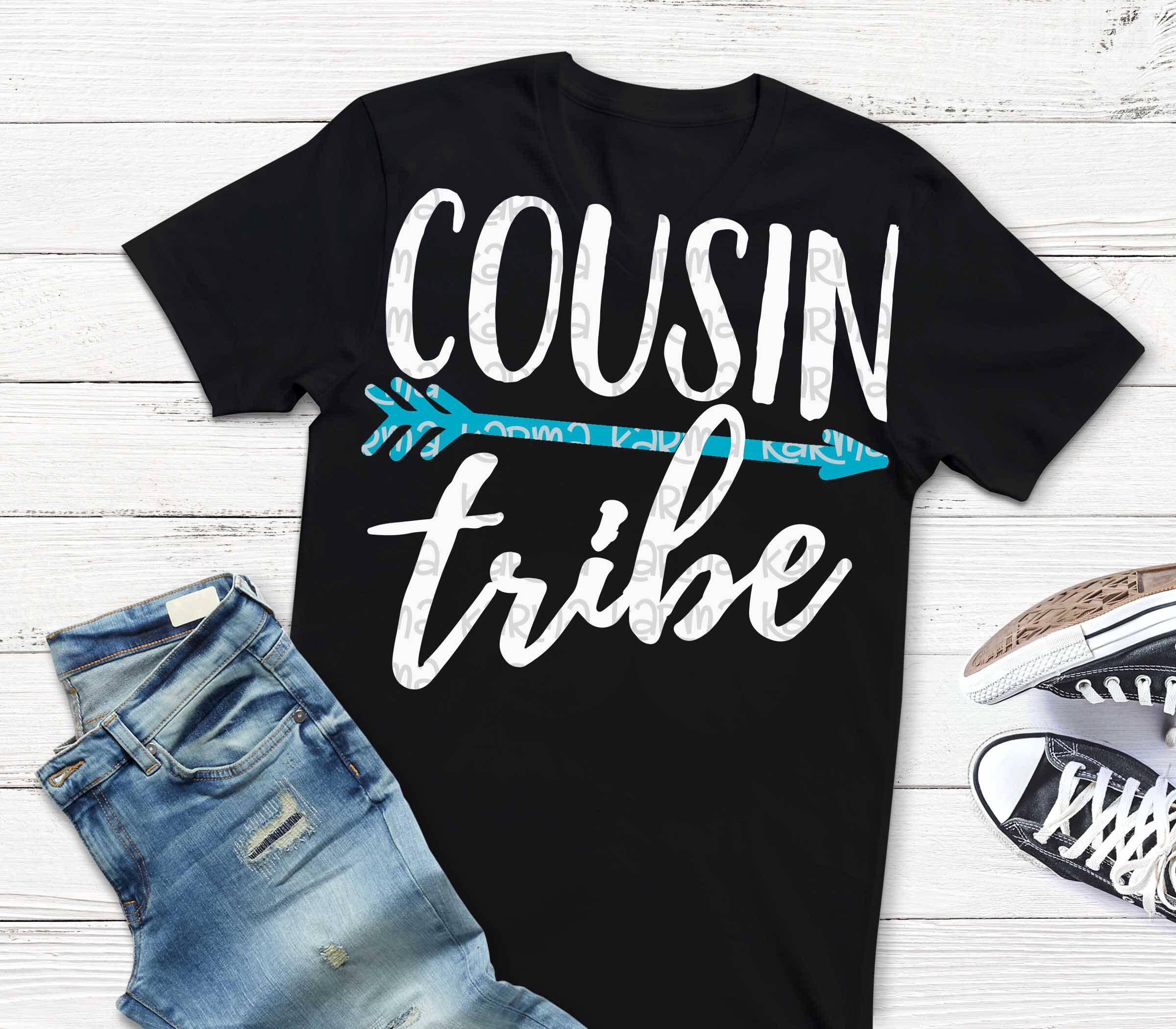03542a22faa Excited to share the latest addition to my  etsy shop  cousin tribe svg