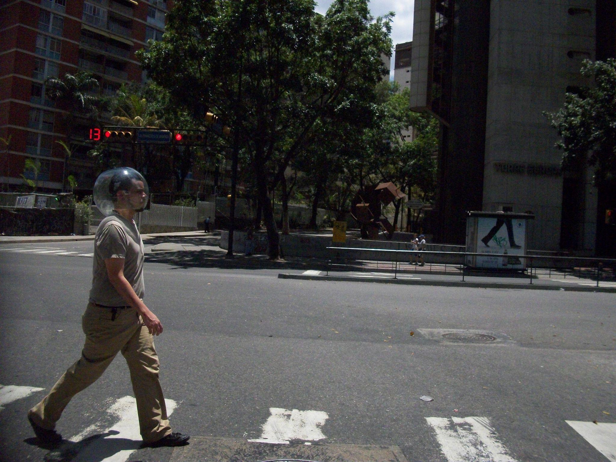 """Max Provenzano (Venezuela), """"( )"""", Caracas, Venezuela, 2014."""