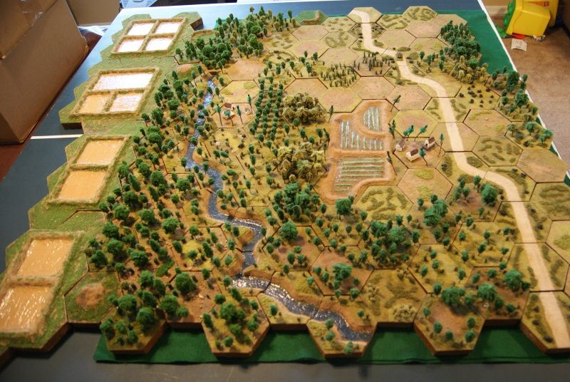 1532 best images about wargame terrain scenery on