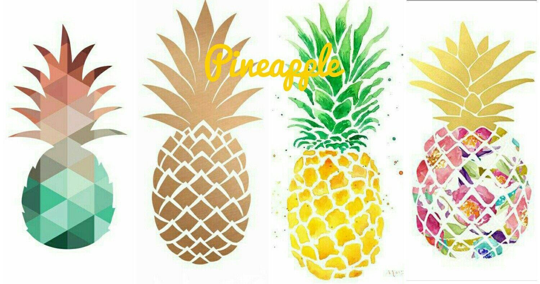 Pineapple ananas fond d 39 cran pineapple pinterest for Fond ecran ananas