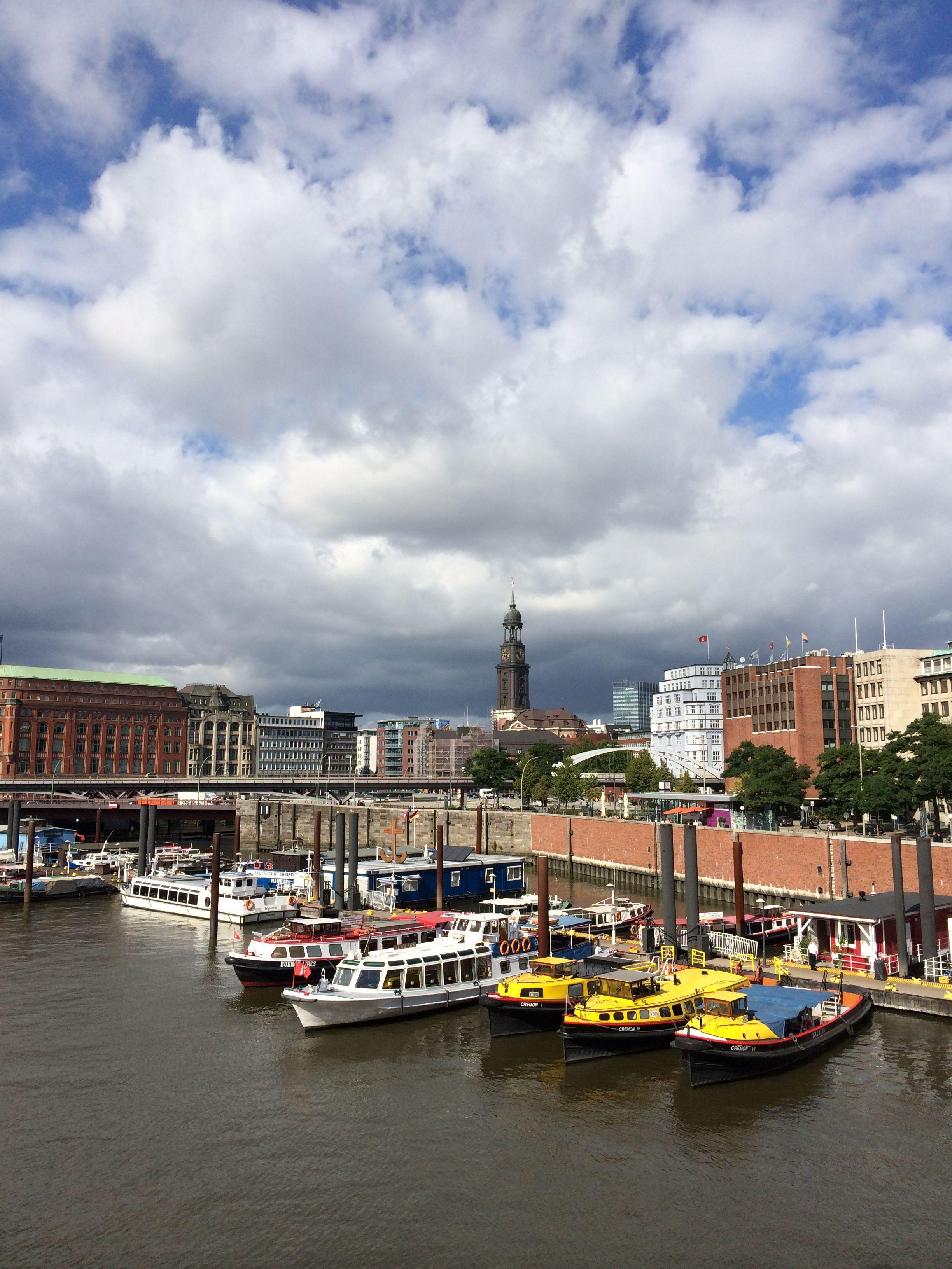 Am Hafen, Frähmcke | Hamburger Hafen | Hamburg und City