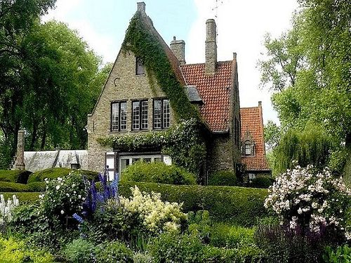 white queen location kasteel koolkerke