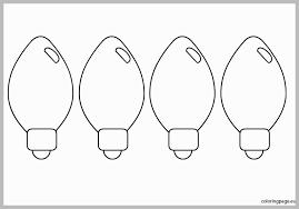 Image result for christmas light bulb template | Christmas ...