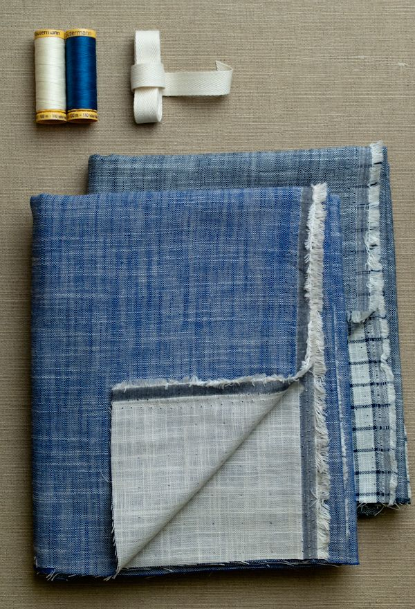 How To Super Simple Rustic Dish Towels