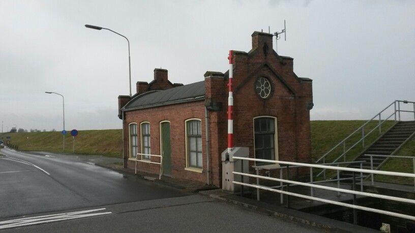 Bridgekeepers house