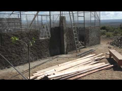 Ferrocement Roof Structure Earthship Roof Structure Roof