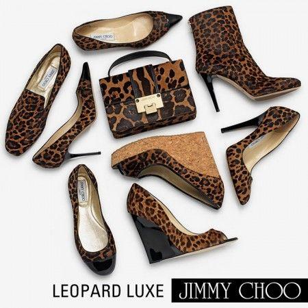 jimmy choo leopardo zapatos
