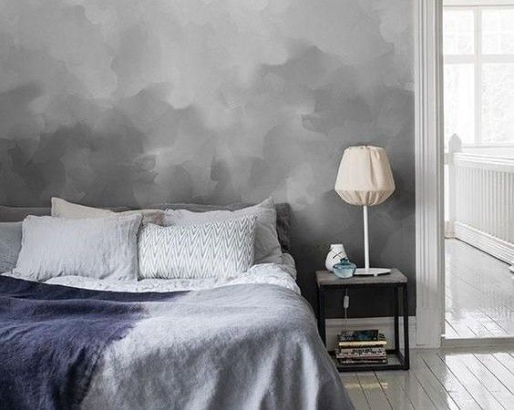 How to paint an ombre wall house decor home bedroom - Wall painting ideas for bedroom ...