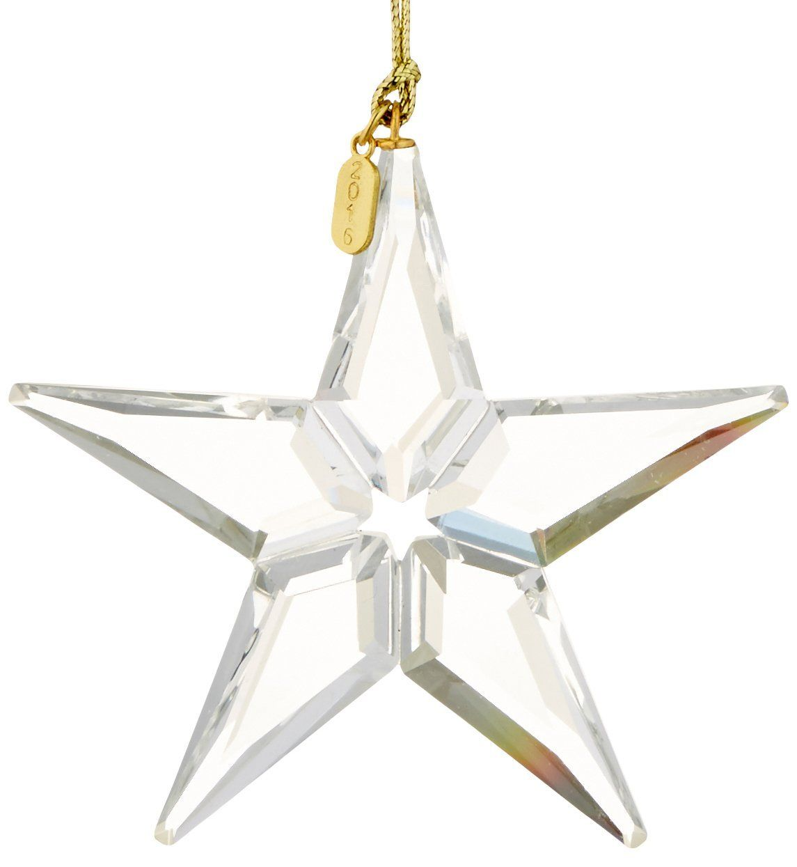 Lenox 2016 Optic Star Ornament >>> Additional details at the pin image, click it  : Christmas Decorations