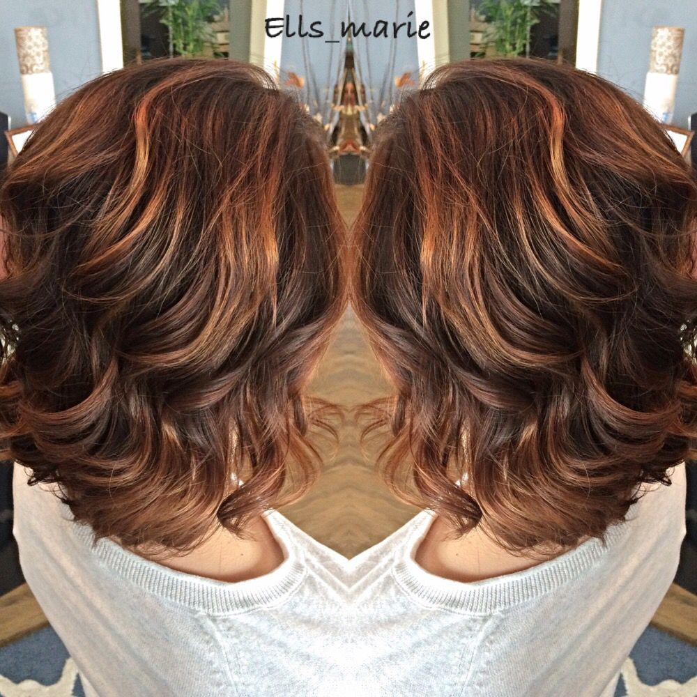 Chocolate Base With Mocha Highlights My Portfolio Pinterest