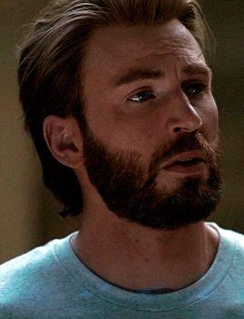 Chris Evans as Steve Rogers in Captain Marvel (Post Credit Scene)
