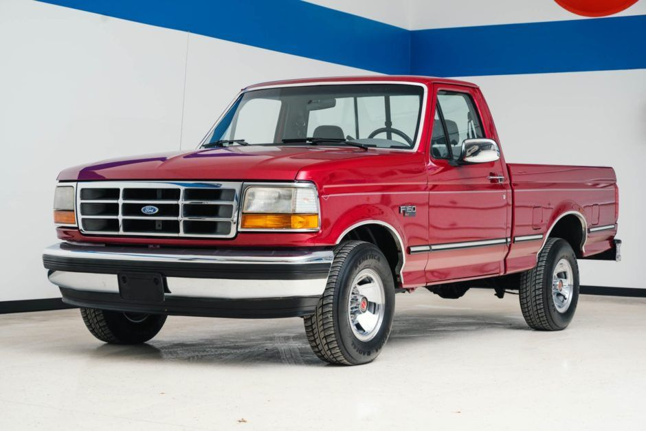 1994 Ford F 150 Xlt In 2020 Ford F150 Ford Ford Trucks