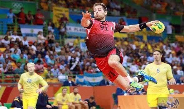 المنتخب المصري لليد يقع في فخ التعادل أمام البرازيل في ريو دي جانيرو Wrestling Sports Sumo Wrestling