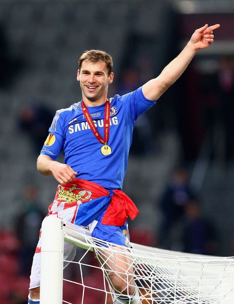 Branislav Ivanovic Remont Srem OFK Beograd Lokomotiv Moscow