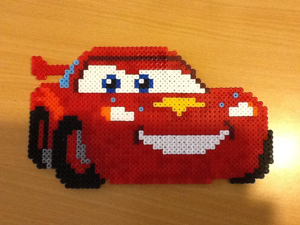 Cars met strijkparels!