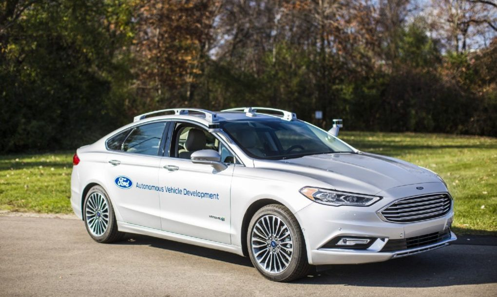 Ford To Unveil New Driverless Fusion Hybrid At Ces Car Ford News Self Driving