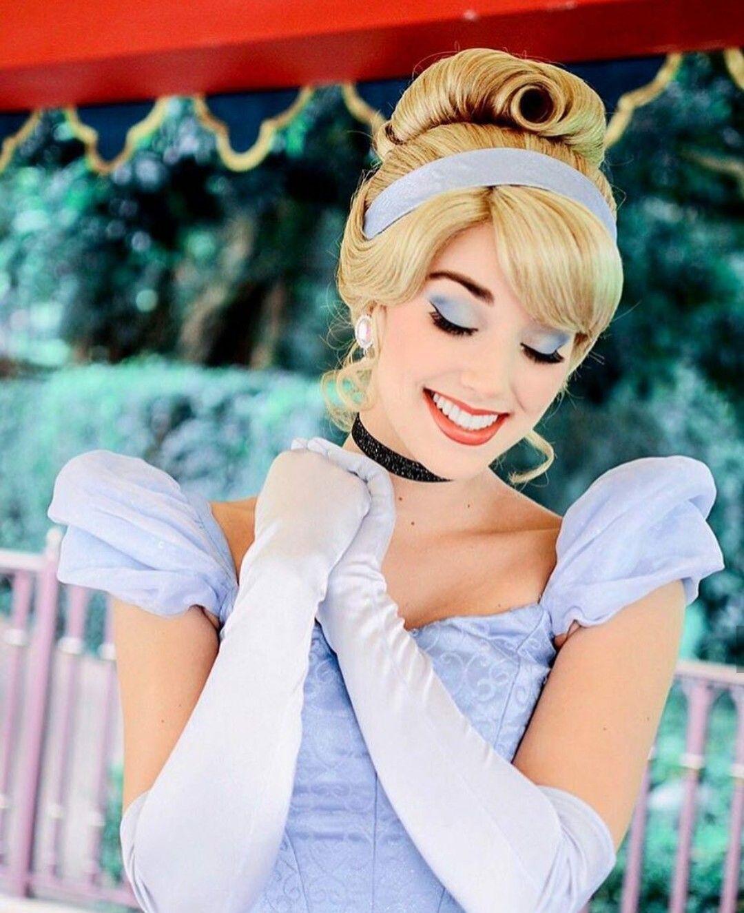 Cinderella Disneyland Princess Disney Princess Makeup