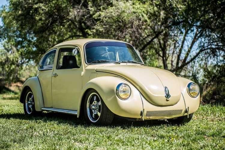 1974 custom VW super beetle0D0AProfessionally built