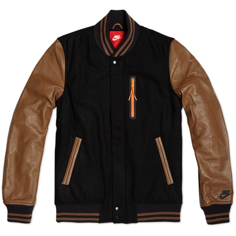 teatro estrecho Agotar  Nike Destroyer Jacket | Jackets, Varsity jacket, Street wear