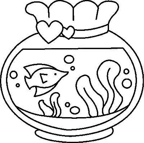 eb47855cdd1df7e3a8913978bba28299 » Goldfish In Tank Coloring Pages