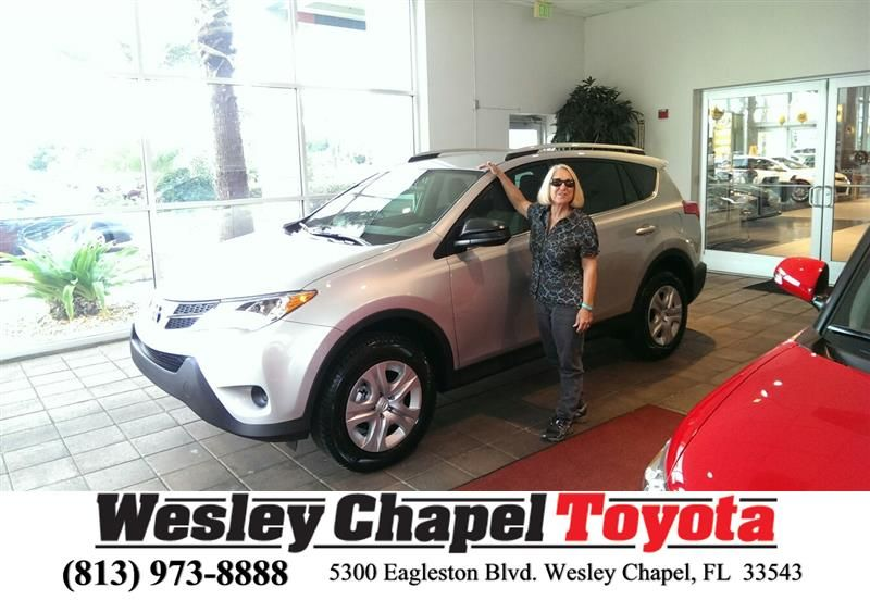 #HappyBirthday To Janice From Scott LaVancher At Wesley Chapel Toyota!  Https://