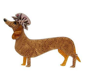 Erstwilder Dogs Dainty 0697 Dachshund Pointer Dog Dogs For Sale