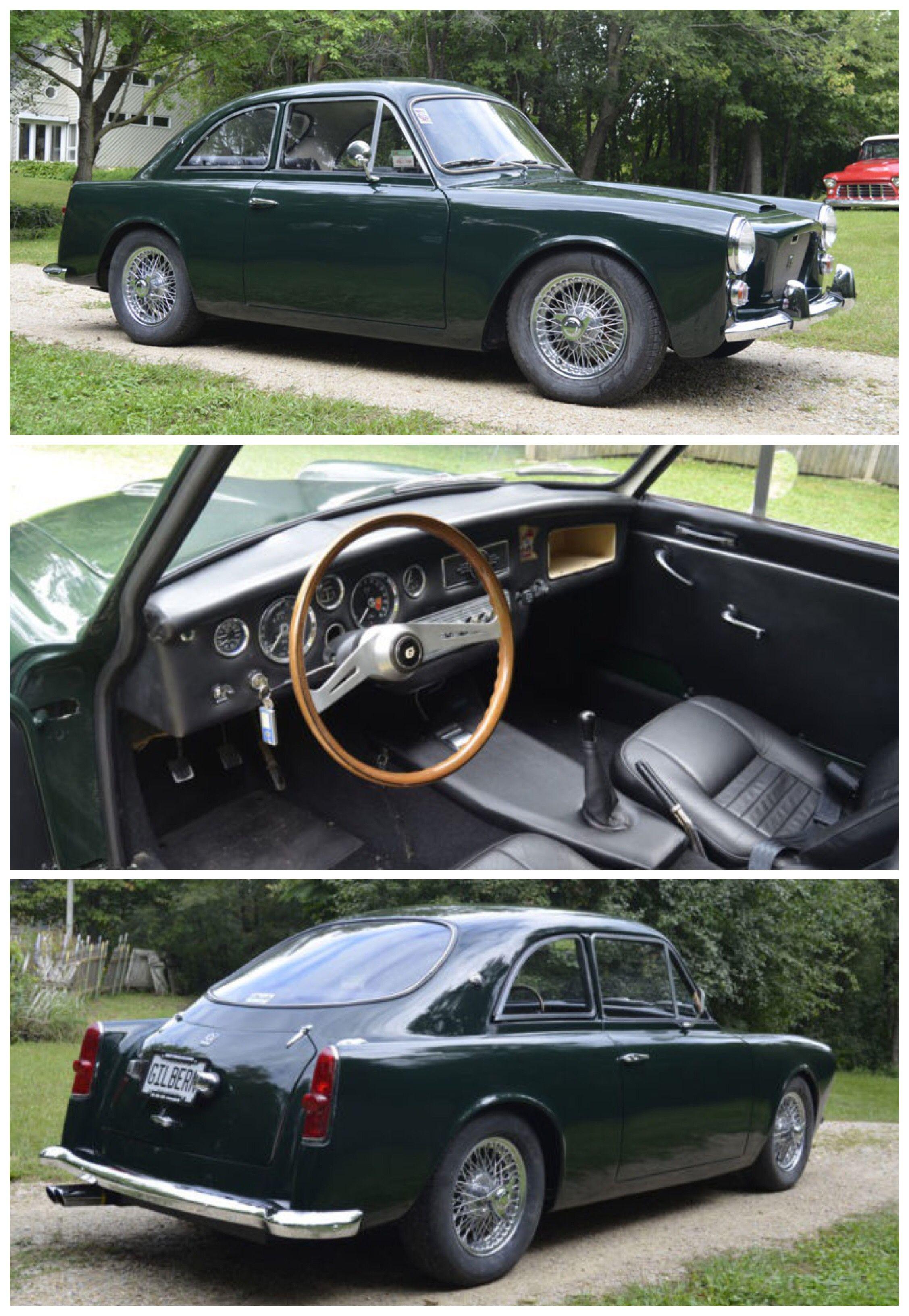 1965 Gilbern GT 1800 | BaT | Adrenaline Capsules | Pinterest | Bats ...
