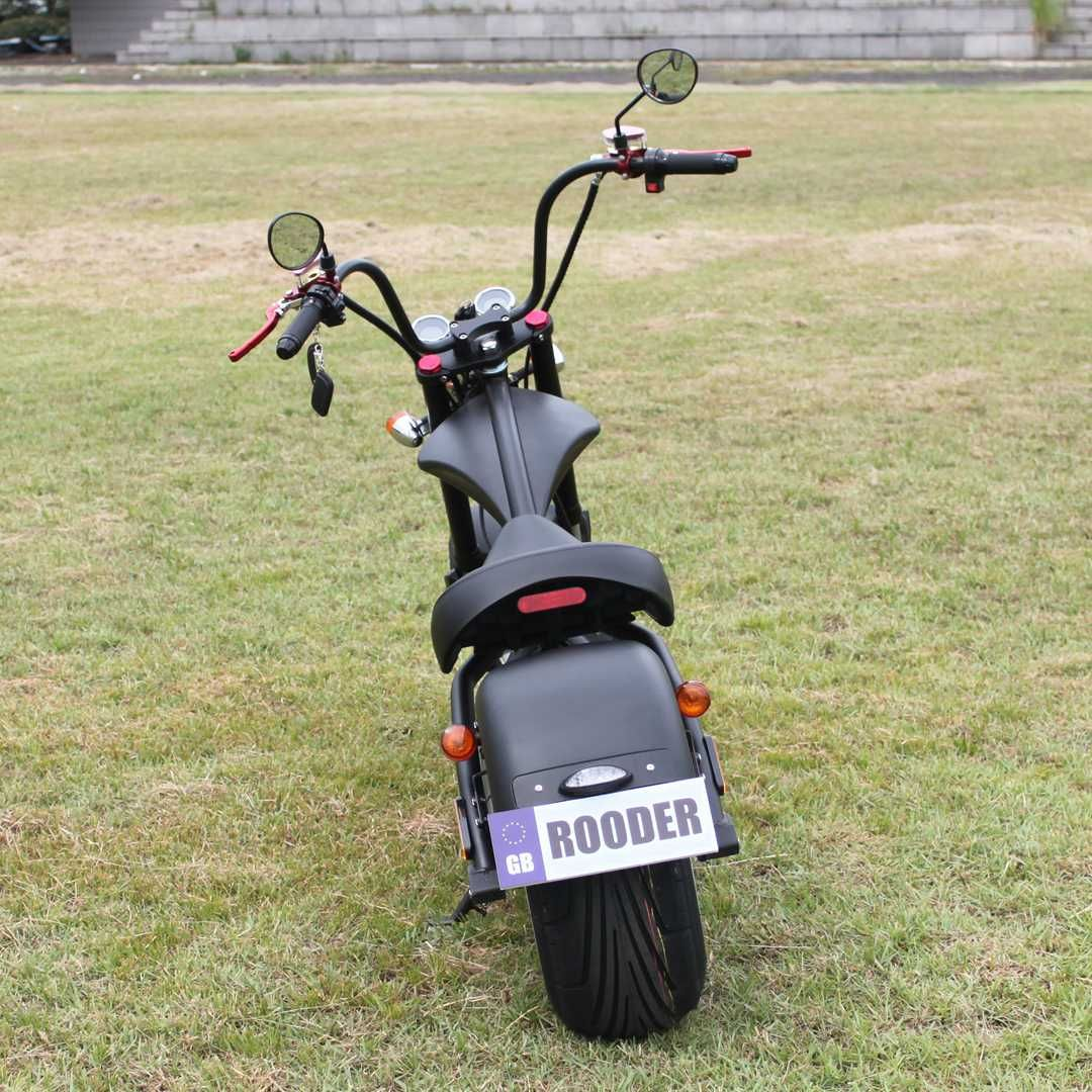 Citycoco Coc Eec Electric Scooters R804 M1 With 2000w 20ah For Sale China Shenzhen Rooder Technology In 2020 Electric Scooter Chopper Electricity