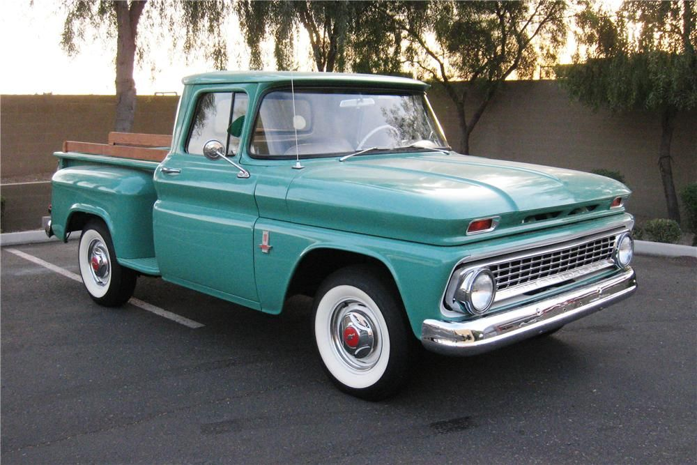 1963 Chevrolet C 10 Pickup Truck With Images Chevy Trucks
