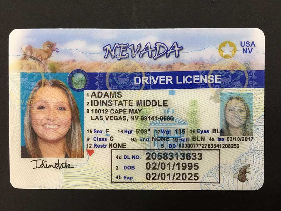 Where To Order A Fake Id Idinstate Product List Best Fake Ids Buy Fake Id Fake Id Card In 2020 Templates Printable Free Nevada Drivers License