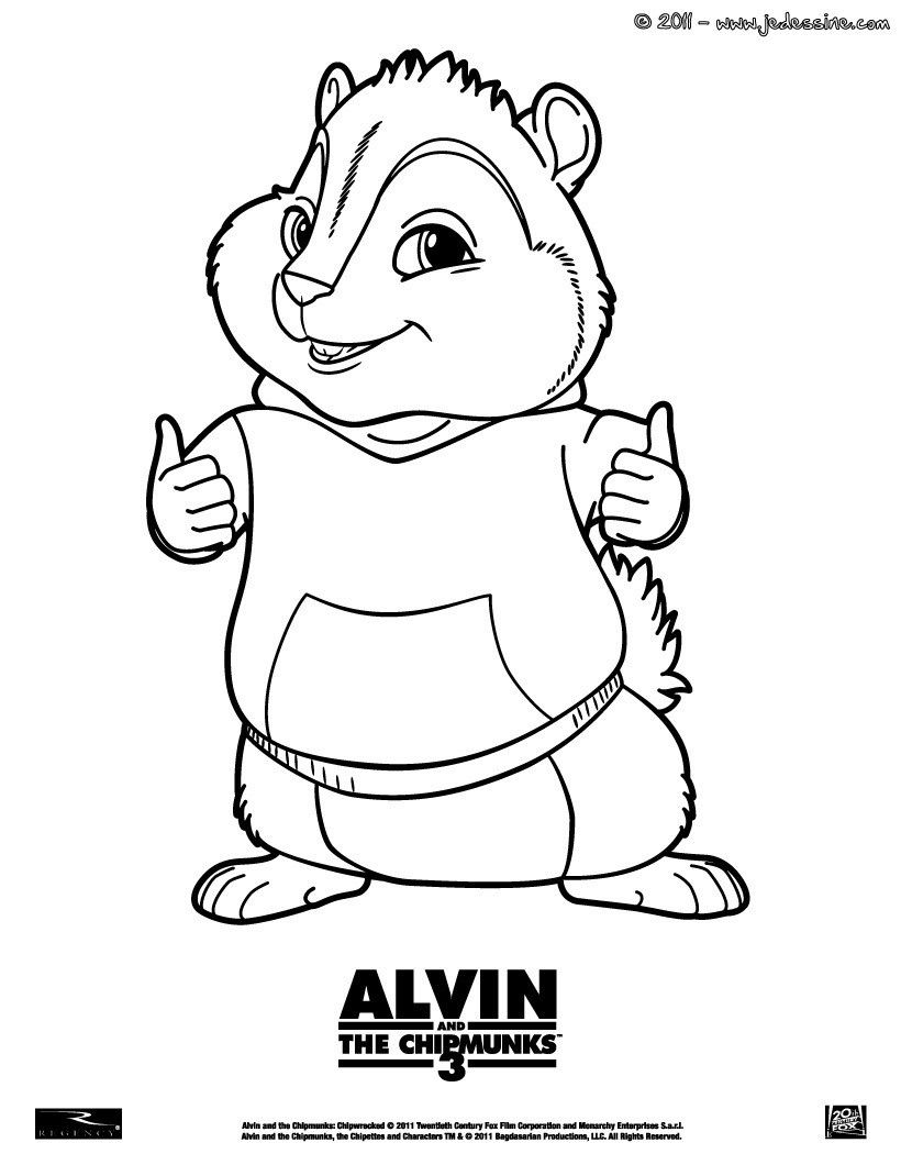 Pin By Albita Calderon On Paginas Para Colorear Coloring Pages Alvin And The Chipmunks Alvin And The Chipmunks Theodore