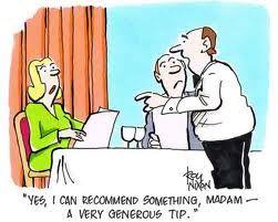 Funny Waiter Joke | Short jokes funny, Funny jokes, Funny