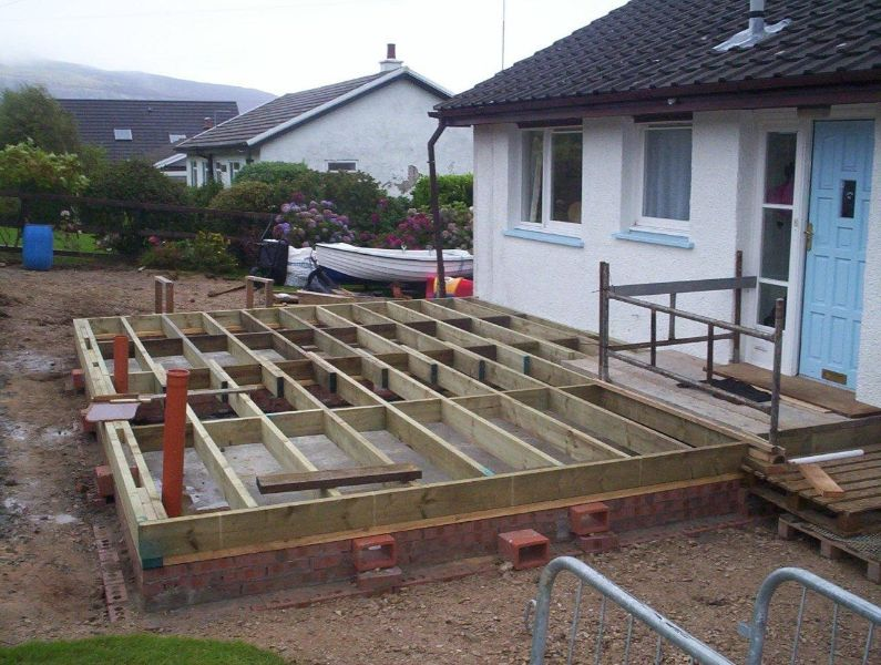 Image result for how to build a timber frame extension | home diy ...