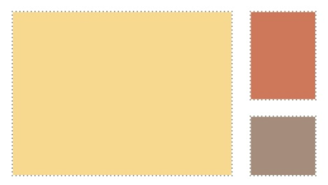 Suburban Modern Exterior Preservation Palette Wall Peace Yellow