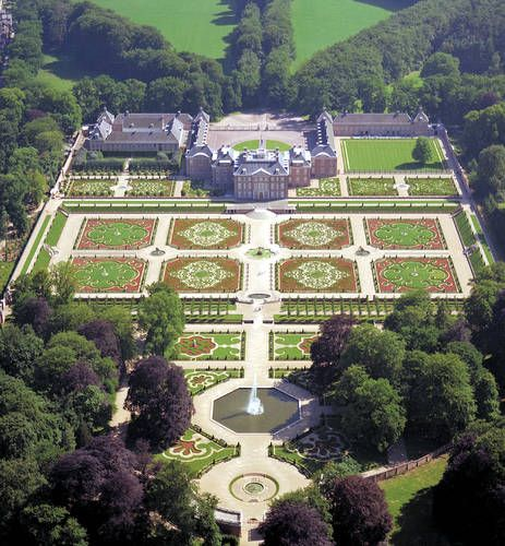 Pictures Of Het Loo Palace Near Amsterdam Aerial View Apeldoorn Netherlands
