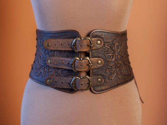 All leather belt fetish photos