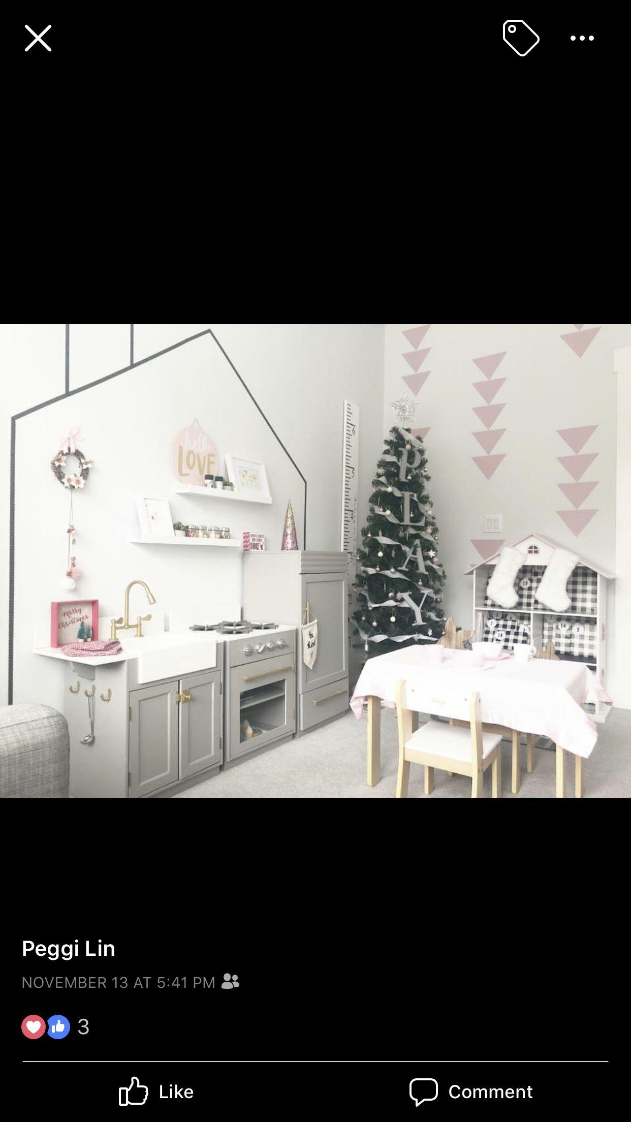 Pin By Larissa Turner On Aria Logan S Playroom Playroom Home