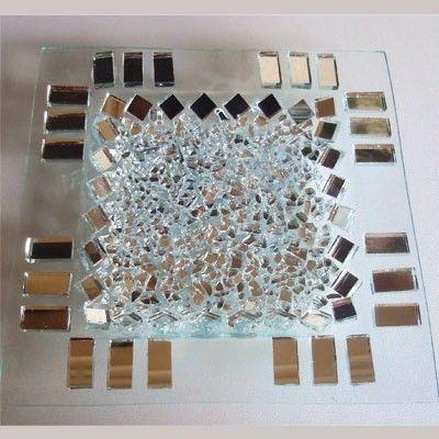 T cnicas manualidades labores y artesan a exporosa for Espejos decorativos modernos bogota