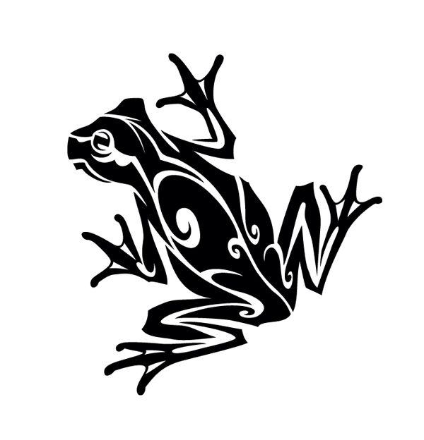 TRIBAL FROG by Takihisa | Krodas | Pinterest | Frogs ...