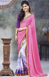 majestic-hot-pink-off-white-georgette-resham-work-saree-800x1100.jpg